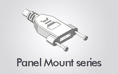 Panel mount Cables & Couplers