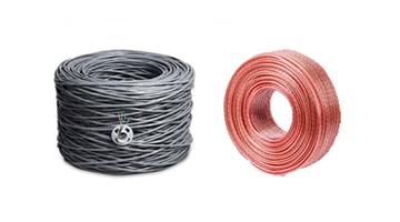 bulk & raw cables